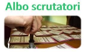 ALBO UNICO DELLE PERSONE IDONEE ALL'UFFICIO DI SCRUTATORE