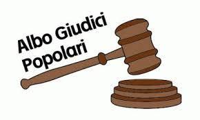 Aggiornamento degli Albi dei Giudici Popolari per il biennio 2020 - 2021